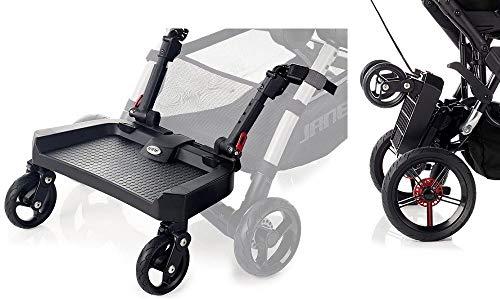 Jane Go Up Surfer I-UPPY pedana universale per passeggino/carrozzina (nuovo modello)
