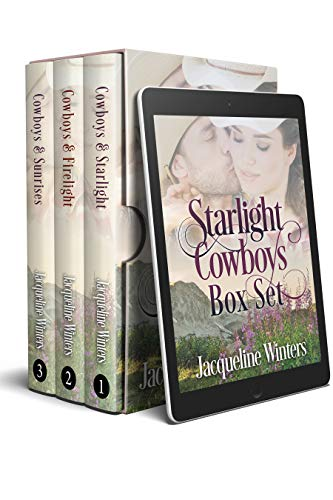 Starlight Cowboys Box Set by Jacqueline Winters ebook deal