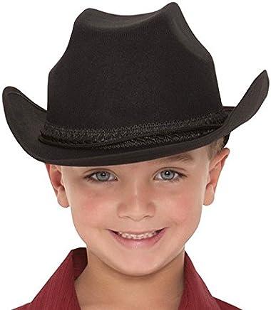 e8e07f6e5b18cd Amazon.ae: black cowboy costume hat black