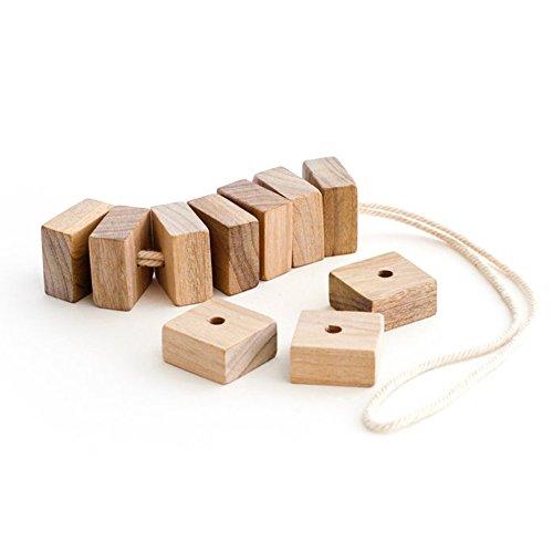 Bosign Stringa di cedro blocchi, legno di cedro aromatico Storage deodoranti