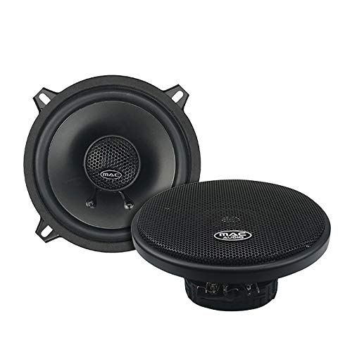 MAC AUDIO - Altavoces Coaxiales BLK 13.2 2 Vias 13 Cm.