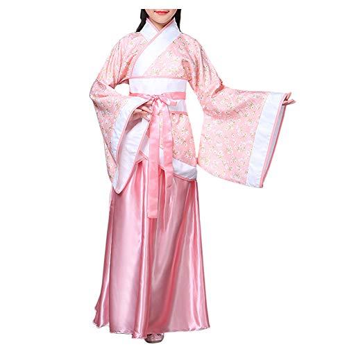Meijunter Stile cinese Retro Hanfu - Tradizionale Antico Principessa Costume da prestazione Vestito da ballo Cosplay Abbigliamento