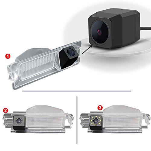 Dynavsal HD especial del coche de visión trasera cámara reversa de copia de seguridad para Dacia Duster Sandero Stepway II 2 (Modell 1 Super Pro Kamera)