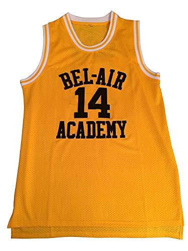 cct De Bel-Air Will Smith #14 Basketbalshirt (Medium)