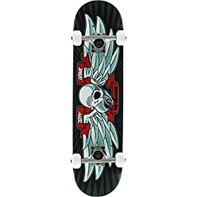 birdhouse complete skateboard review