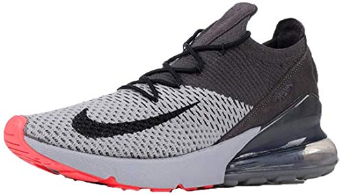 enjuague usuario transfusión  Nike Air Max 270 Flyknit - Mens Atmosphere Grey/Hyper Punch/Thunder Grey  Nylon Training Shoes, 10 (B07G84NJ1M) | Amazon price tracker / tracking,  Amazon price history charts, Amazon price watches, Amazon price drop