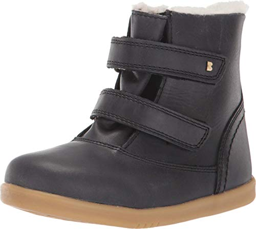 Bobux Aspen, Desert Boots Mixte Enfant, Noir (Black Ash Black Ash), 25 EU