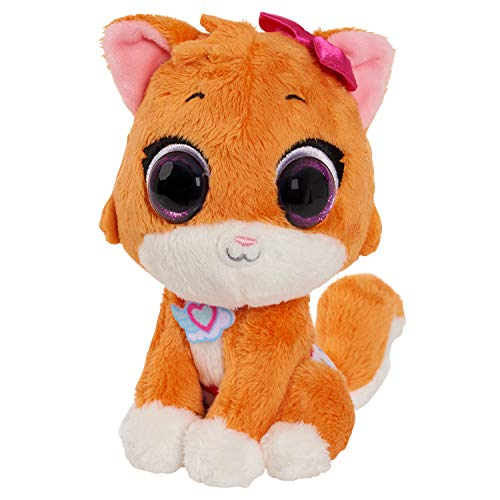 Disney Jr T.O.T.S. Bean Plush - Mia The Kitten