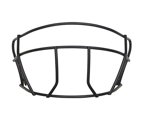 Rawlings R1J6WG Series Baseball Helmet Face Guard, Black