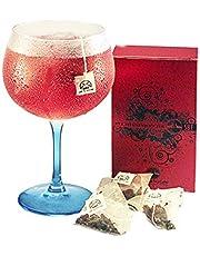 SABOREATE Y CAFE THE FLAVOUR SHOP Botánicos Silvestres para Gin Tonic Especias Para Cócteles. Aromatizante natural para la ginebra y licores Blancos - 12 unidades