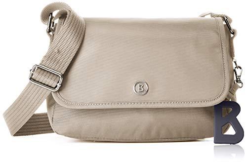 Bogner Verbier Nuri Schultertasche Damen Tasche aus Nylon, shf, 8x15.5x23 cm