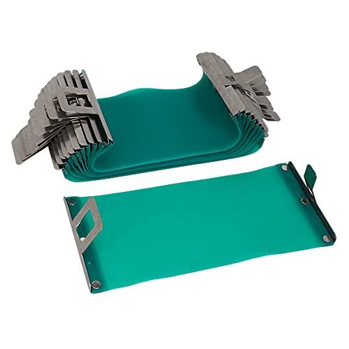 Kaxofang 12 UNIDS/LOTE MáQuina de SublimacióN 3D Taza de Silicona Envolturas Abrazaderas de Goma Taza 11OZ Accesorio de Molde de Silicona para ImpresióN por SublimacióN 3D
