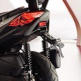 Portamatriculas Sport Completo B74-F16E0-00-00 B74-F163A-00-00 Original Yamaha X-MAX 125 Desde 2018-