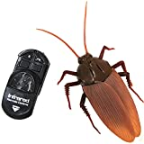 NiGHT LiONS TECH Emulational Remote Control cockroach RC Animal Toy Funny toy For Halloween Christmas April Fools' Day