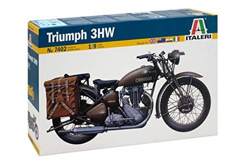 Carson 510007402 - 1:9 Triumph, Motorrad