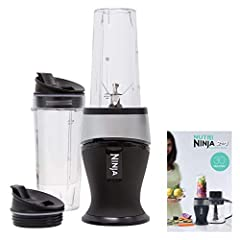 700 watt power pod with Pulse Technology Nutrient & Vitamin Extraction extracts hidden nutrition from whole fruits and veggies FrOunceen blending   crush through ice and frOunceen fruit for cold drinks and smoothies Two 16 Ounce Nutri Ninja cups, 2 S...