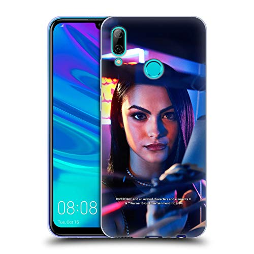 Official Riverdale Veronica Lodge 1 Posters Soft Gel Case Compatible for Huawei P Smart (2019)