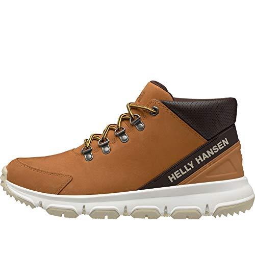 Helly-Hansen Men's Fendvard Sneaker-Boot, 725 Honey Wheat/Coffe Bean/Off White, 10