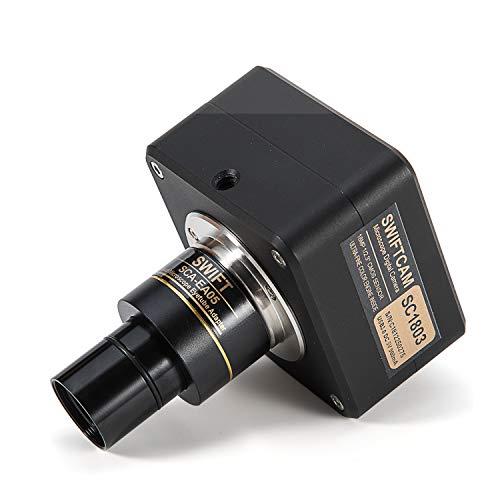 SWIFT Swiftcam Mikroskopkamera mit 18 MP Erfahrungen & Preisvergleich