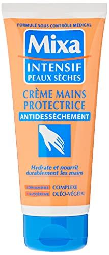 Mixa Intensif Peaux Sèches - Crème Mains Protectrice Antidessèchement - 100 ml