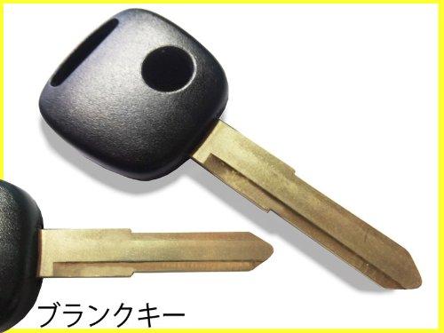 《KEY-017》 ◆ ブランクキー スズキ車対応 1ボタン キーレス◆