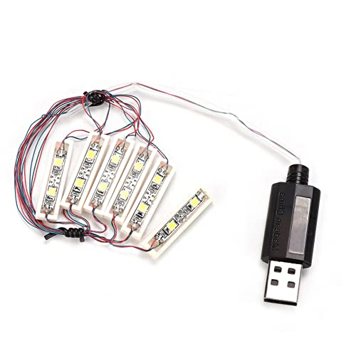 Luz LED para juguete, luz de bajo consumo de energía para juguete con luz LED para personal de mantenimiento de lámparas para decoración del hogar