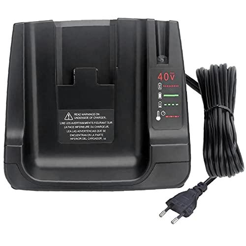 Batería de iones de litio batería rápida 40V MAX LCS36 LCS40 Compatible con Black & Decker 36V 40V LBXR36 LBX36 LBXR2036 UE
