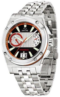 Jaguar J613/3 - Reloj, Correa de Acero Inoxidable