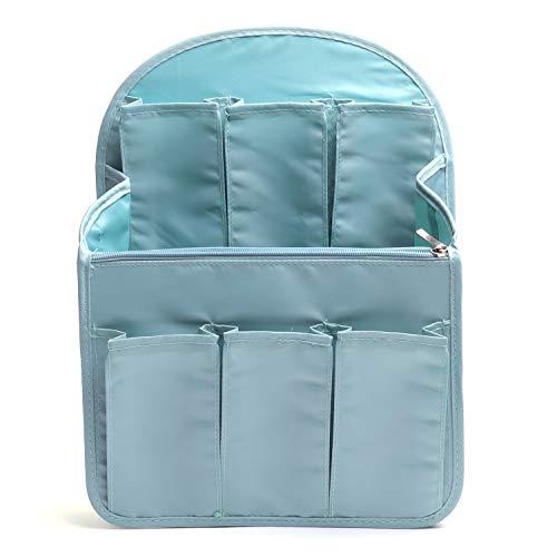 Backpack Organiser Rucksack Shoulder Bag for Fjallraven kanken Women and girl Large Black HDWISS Lightweight Backpack Organiser Insert