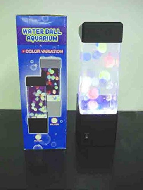 Quallen- Wasser-Kugel tropische Fisch- Aquarium-Behlter Mesmerising LED-Leuchten Relaxing -Stimmungs-Lampen -Licht durch Play ( Wasser Jelly Balls )