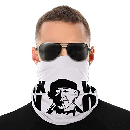 Wax On Wax Odd Karate Kid Miyagi Trucker Cap Whiteblack Variety Kopftuch Fahrrad Magic Headwear Hals Gaiter Gesicht Bandana Schal