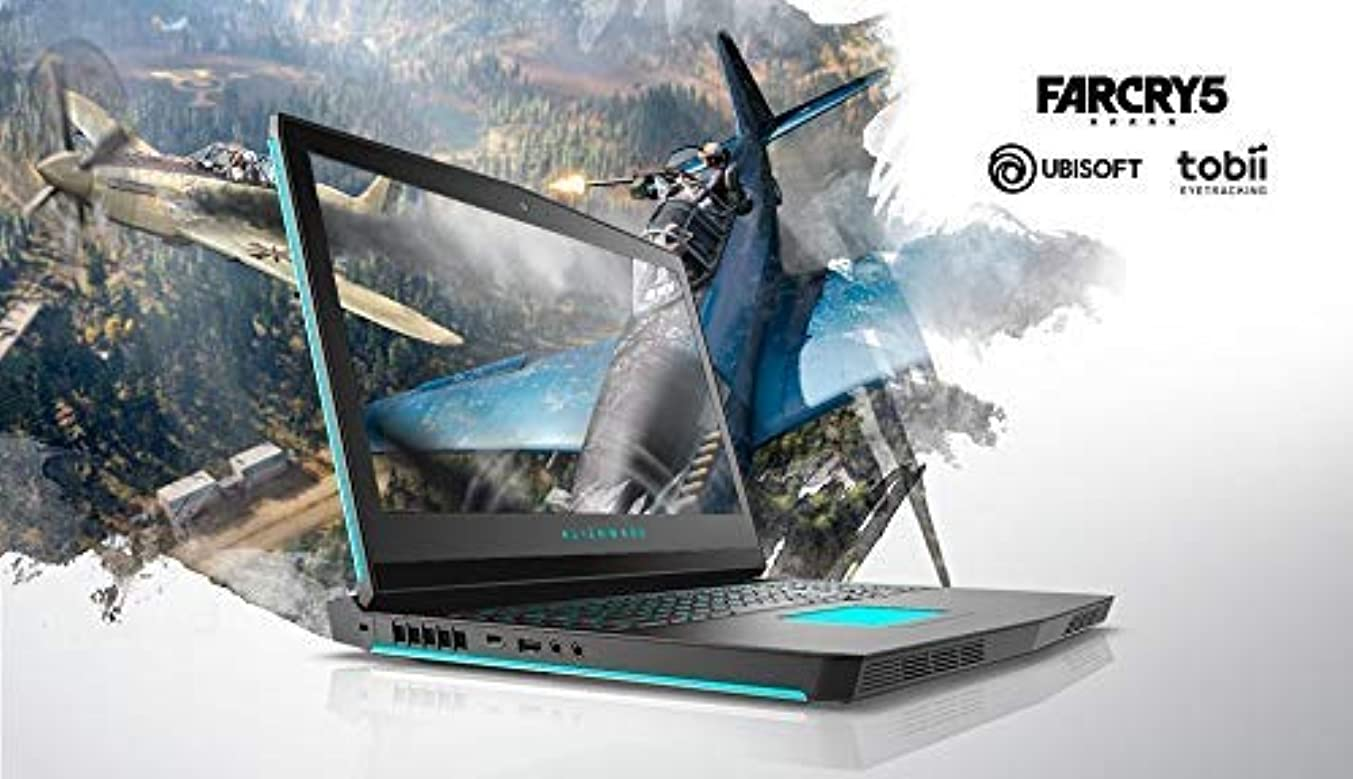 Dell Alienware 15 R4 RAID Zero Supreme Gaming Laptop i9-8950HK 6-Core GTX 1080 OC 8GB 15.6in 4K UHD 60Hz G-SYNC Win 10 Pro (INTEL Core i9|2TB 1TB SSD RAID|32GB RAM) (Renewed)