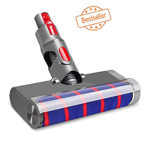 Great Deal! u-will Soft Roller Cleaner Head for Dyson V10 V11 V7 V8 Vacuum Cleaner - Replacement Bru...