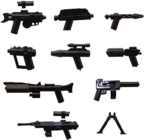 Little Arms Set des Armes avec 9 pièces Sniper Blaster Pistol