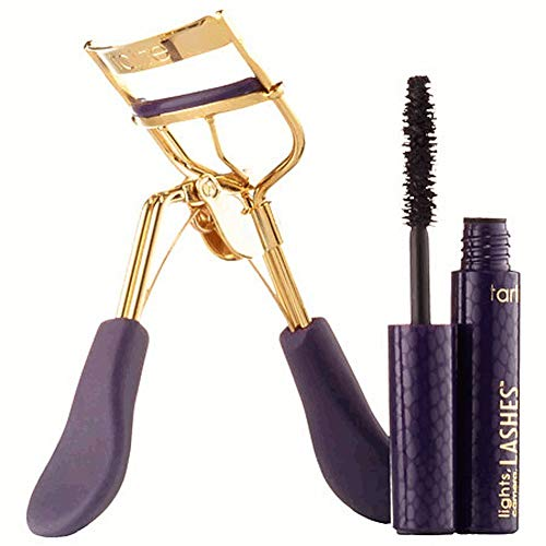 Tarte Picture Perfect Eyelash Curler & Deluxe Lights, Camera, Lashes Mascara