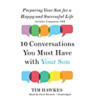 Ten Conversations You Must Have with Your Son's image