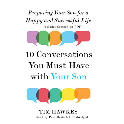 Ten Conversations You Must Have with Your Son audiobook cover art