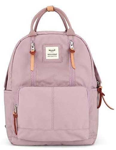 School Laptop Backpack 14.9 Inch College Daypack GirlsTravel (Regular, Pink)