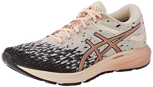 Asics Dynaflyte 4, Running Shoe Mujer, Cosy Pink/Rose Gold, 39.5 EU