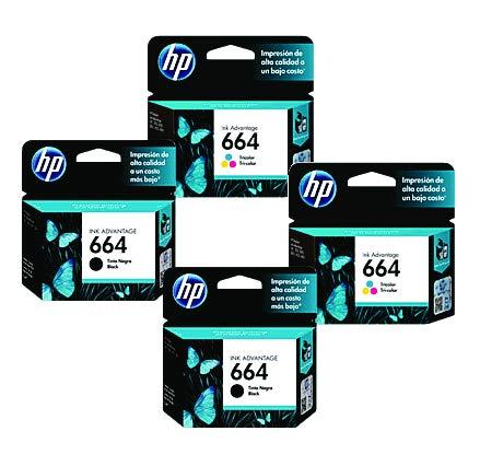 impresoras multifuncionales hp 2675 fabricante HP-COMBO