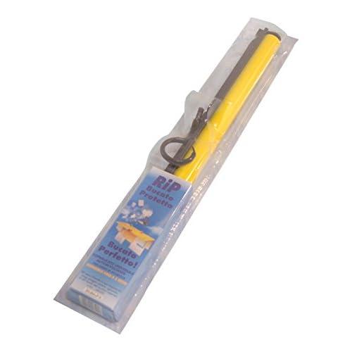 COPRI BUCATO RIP TELO AUTOAVVOLGENTE CM 60 X 5 MT, giallo, metallo