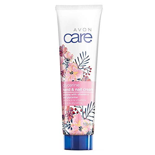 Avon Care Handcreme mit Jasmin & Glycerine & Vitamin E