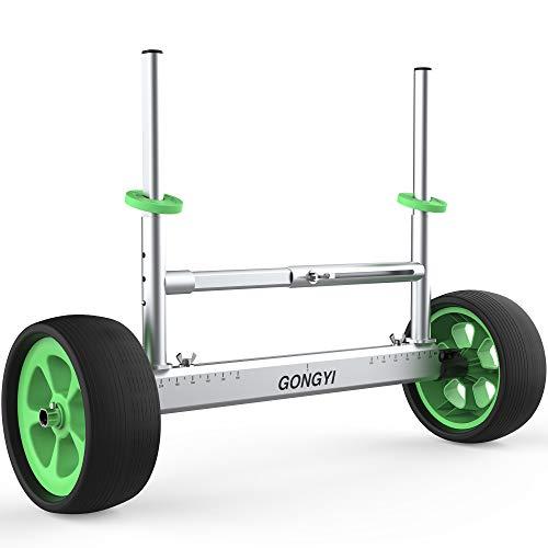 Best kayak cart tires