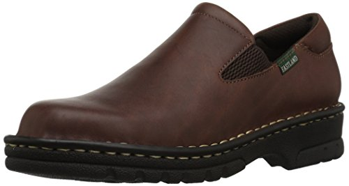 Eastland womens Newport loafers shoes, Brown, 10.5 US