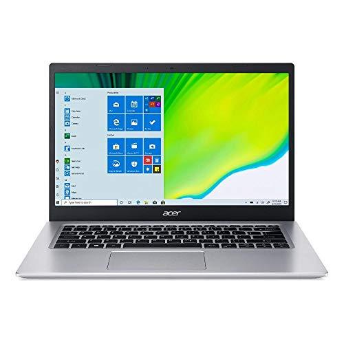 NOTEBOOK ACER 14' HD A514-53-59QJ / NX.A4LAL.003 / I5-1035G1/ 8GB/ 256GB SSD/ W10 HOME