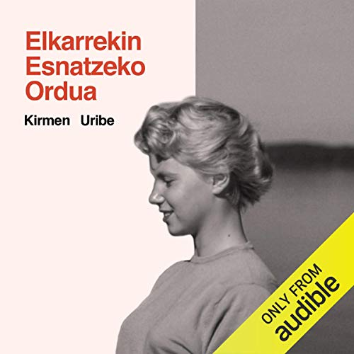 Diseño de la portada del título Elkarrekin Esnatzeko Ordua [Time to Wake Up Together]