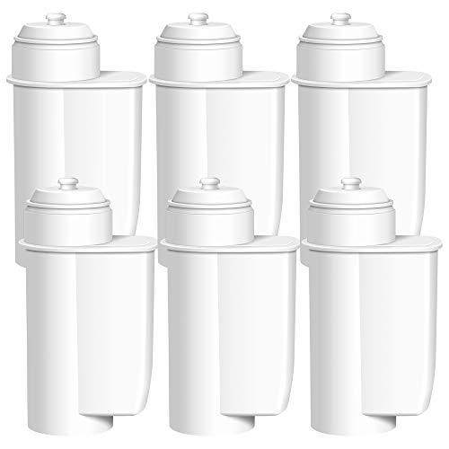 Waterdrop TÜV SÜD Certified Coffee Filter, Compatible with Brita Intenza, 1016723, 575491, Bosch TCZ7003, TZ70003, TCZ7033, 467873, Fits Siemens, Bosch, Neff, Gaggenau Coffee Maker (6)