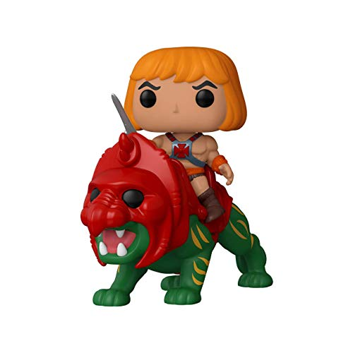 POP! Ride: Masters of The Universe - He-Man on Battle Cat
