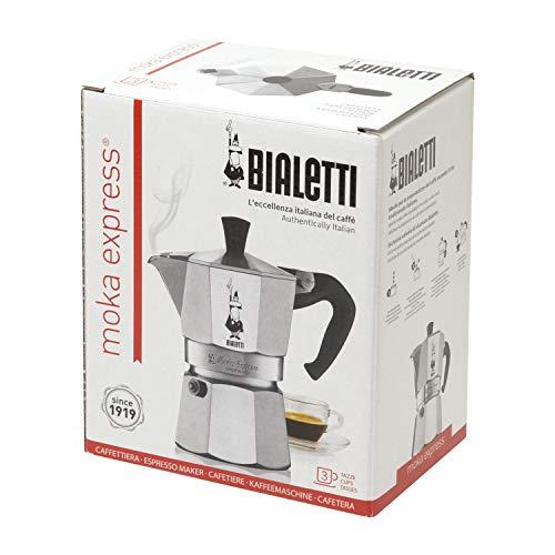 Bialetti ビアレッティ 直火式 モカエキスプレス 3カップ [3908]