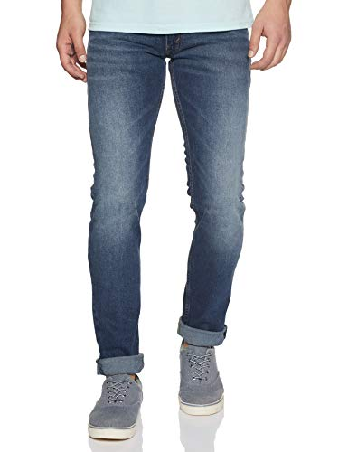 Levi's Men's Skinny Fit Jeans (65504-0470_Blue_36)